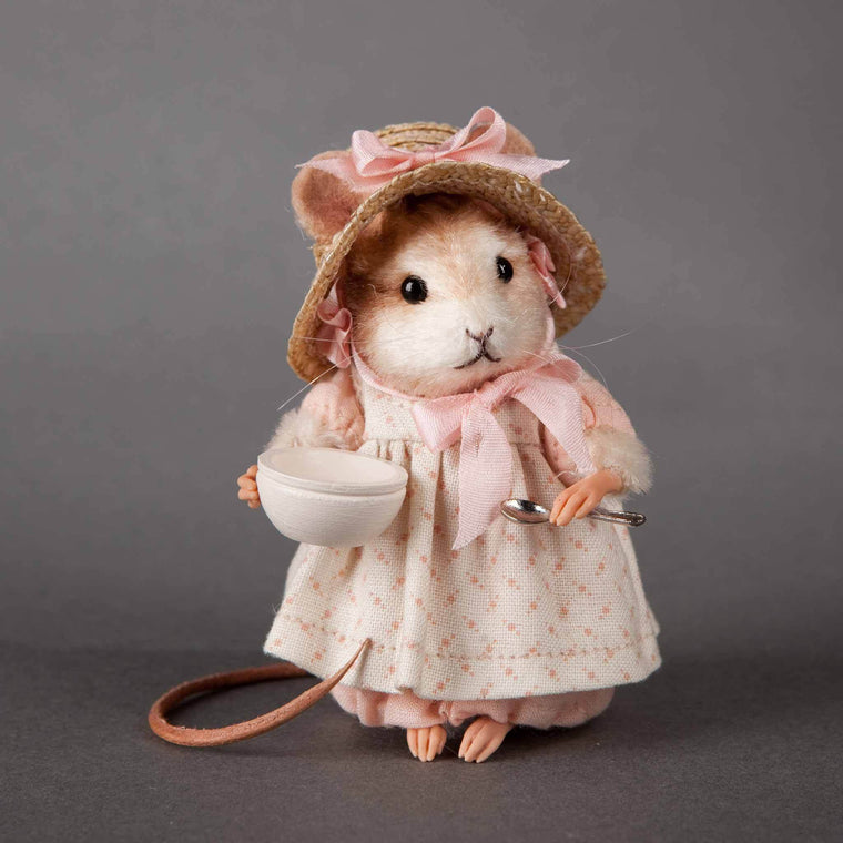 Little Miss Muffett Mouse