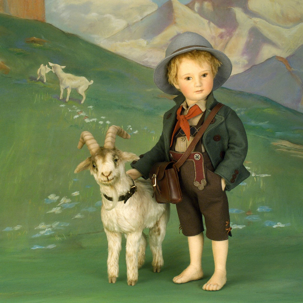 Peter the Goatherd