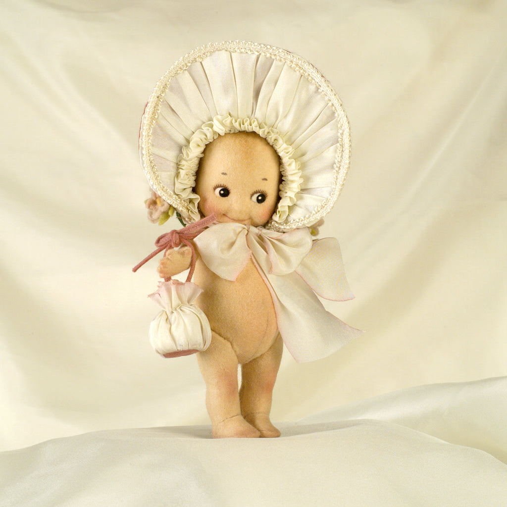 Easter Bonnet Kewpies AP - #1 Set