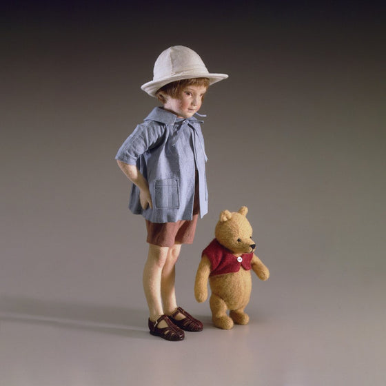 Christopher Robin & Winnie-the-Pooh