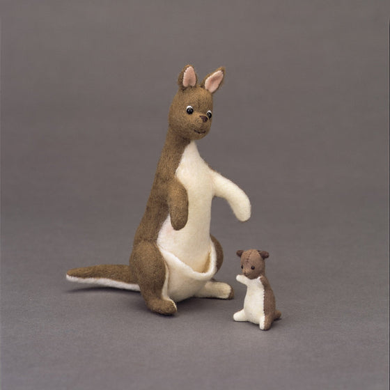 Pocket Kanga and & Roo
