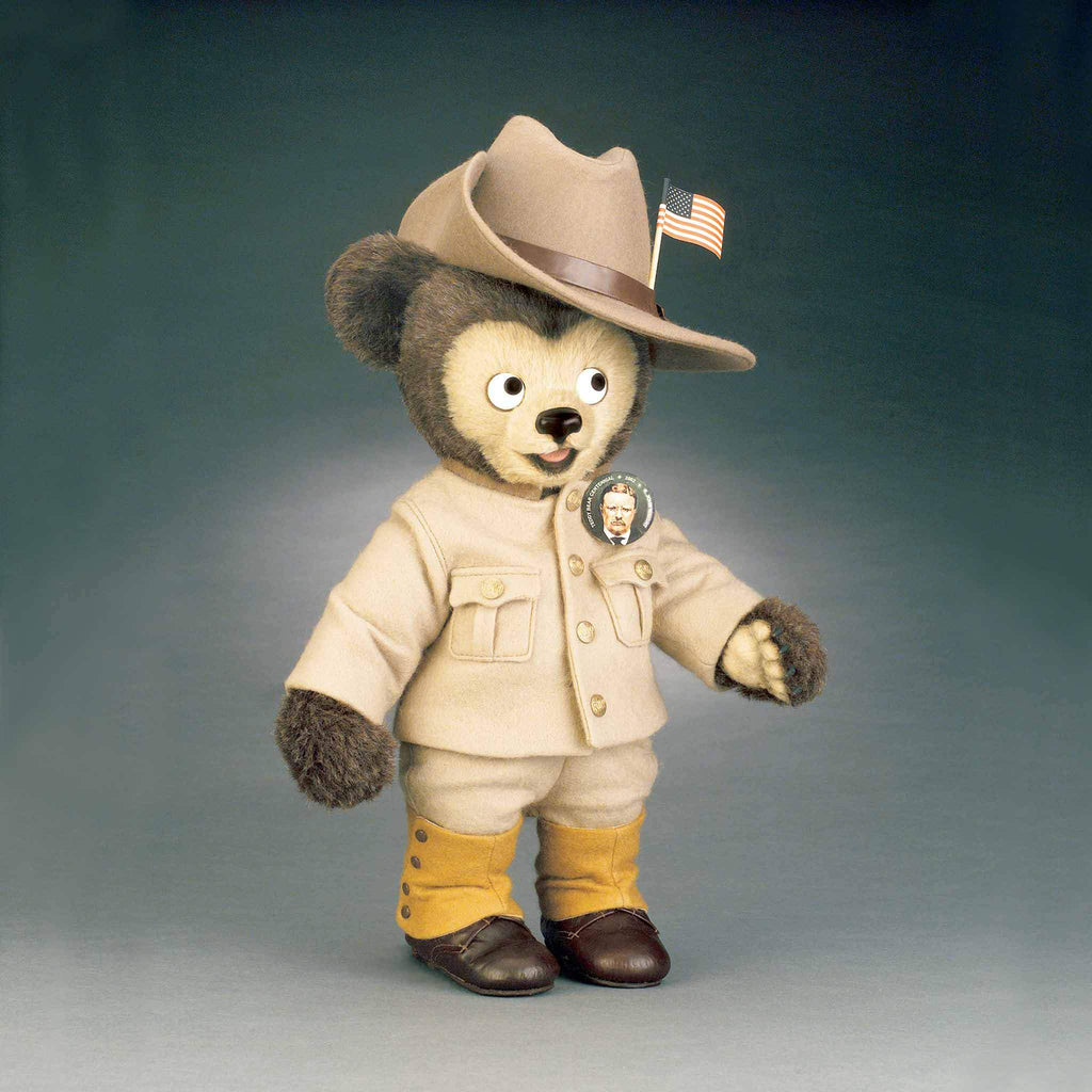 Clifford Berryman Bear® - Rough Rider