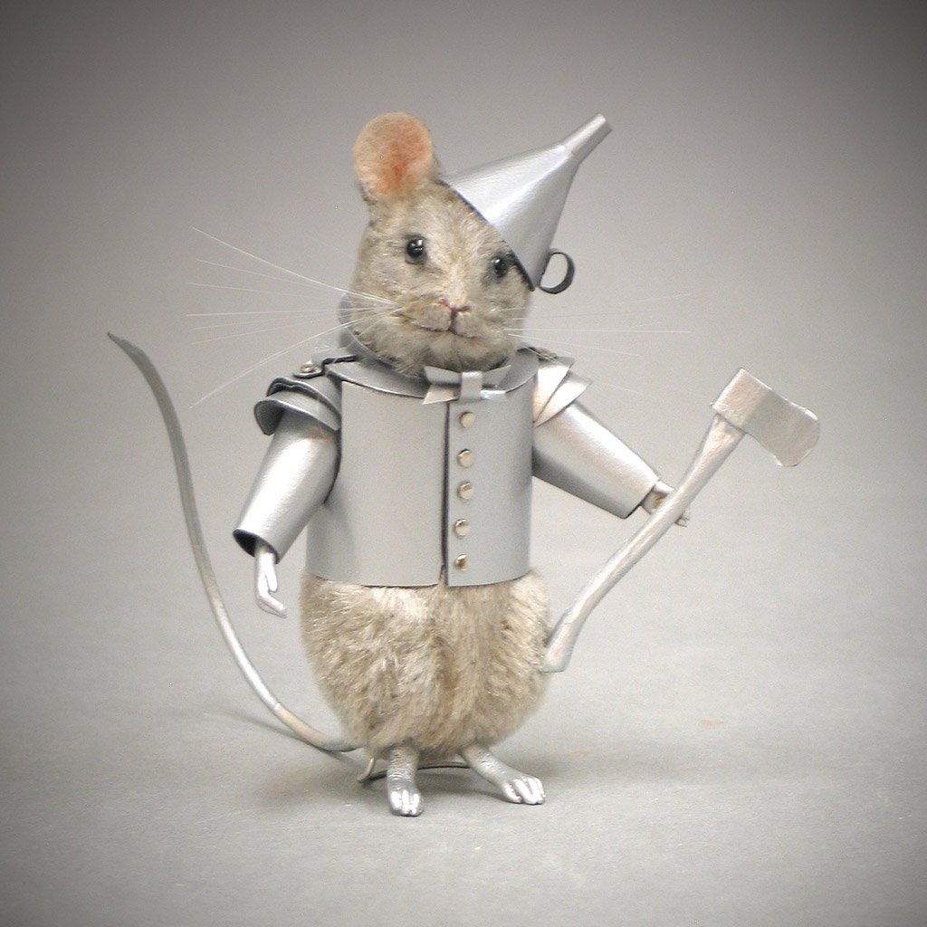 Tin Man Mouse