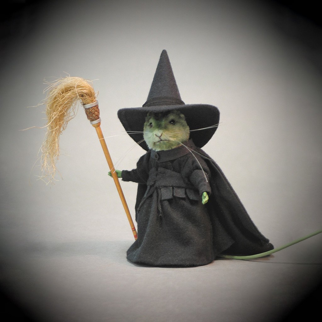 Wicked Witch Mouse - Wizard of Oz™