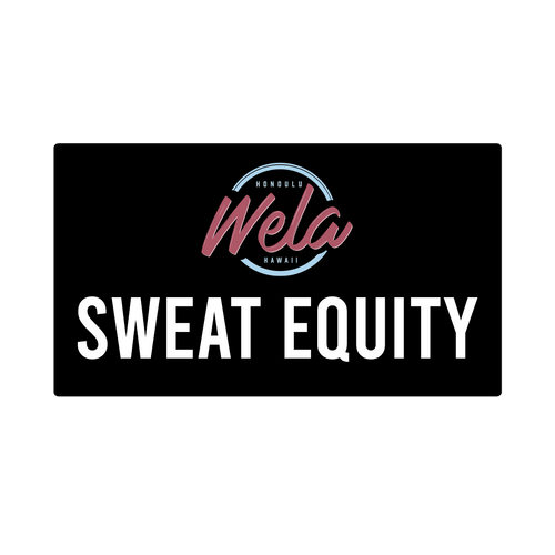 Sweat Equity Card