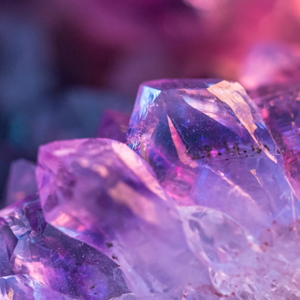 February Birthstone - Amethyst