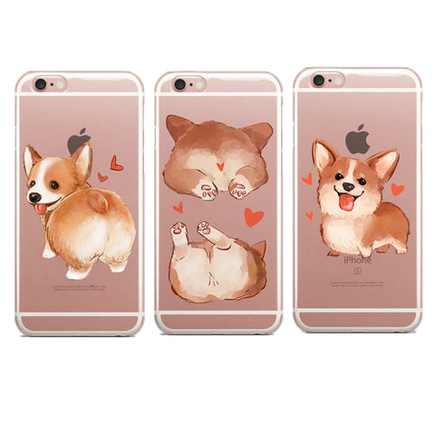 CORGI DREAM PHONE CASE