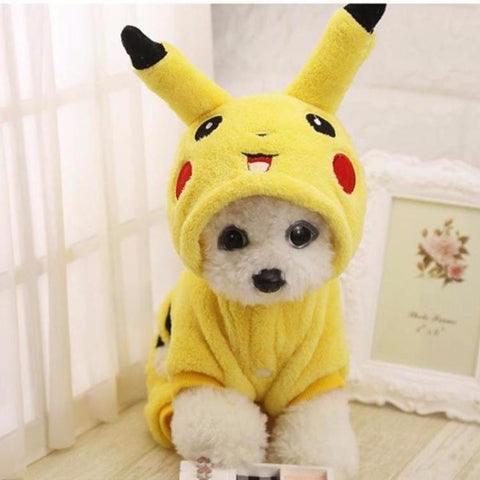 ADORABLE ANIME PUPPY COSTUME