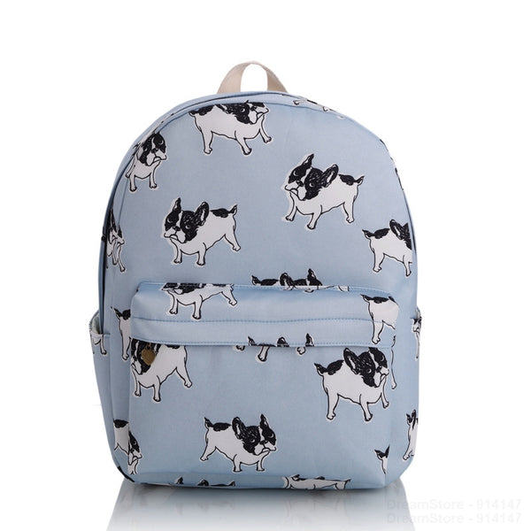 PUPPY LOVER'S BACK-TO-SCHOOL BACKPACK
