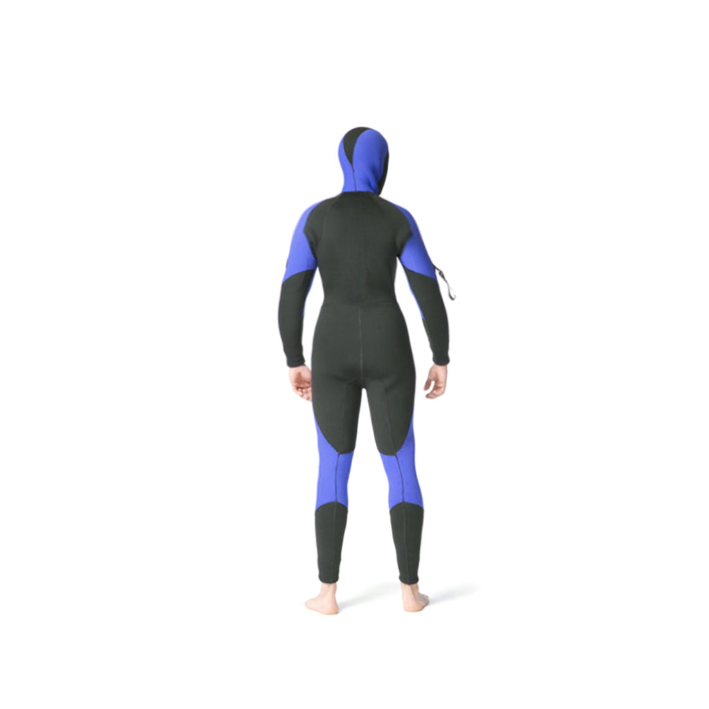 Hooded Nordik Pro SS 7mm wet suit for women