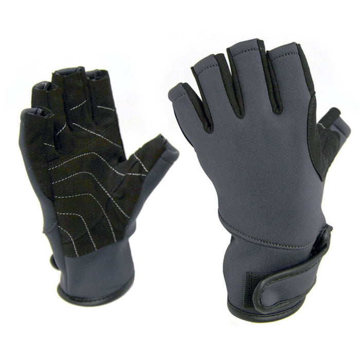 OPEN-FINGER AMARA GLOVES