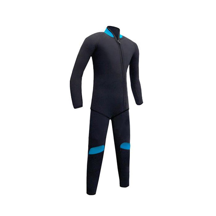 6mm Atlan Kids 2 pieces wet suit