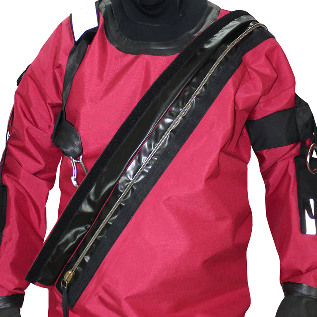 Safety and rescue drysuit
