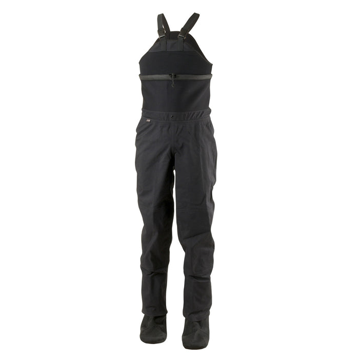 Neree Plus Dry bib w/relief zipper