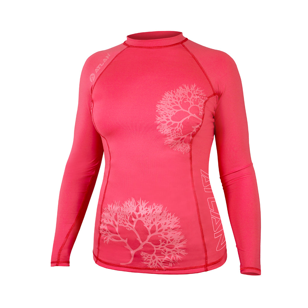 Long sleeves Lycra® rashguard for women