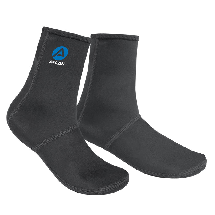 2mm neoprene socks