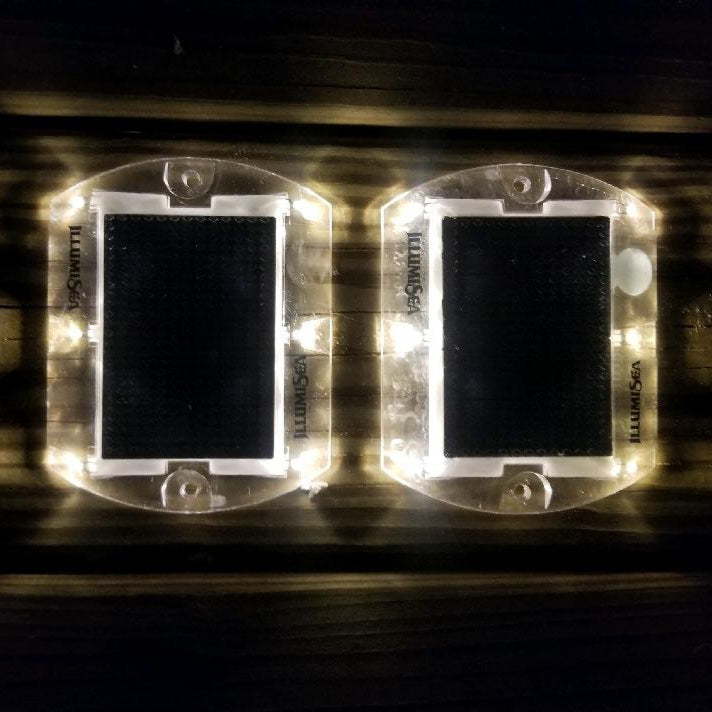 Solar LED Dock & Deck Light