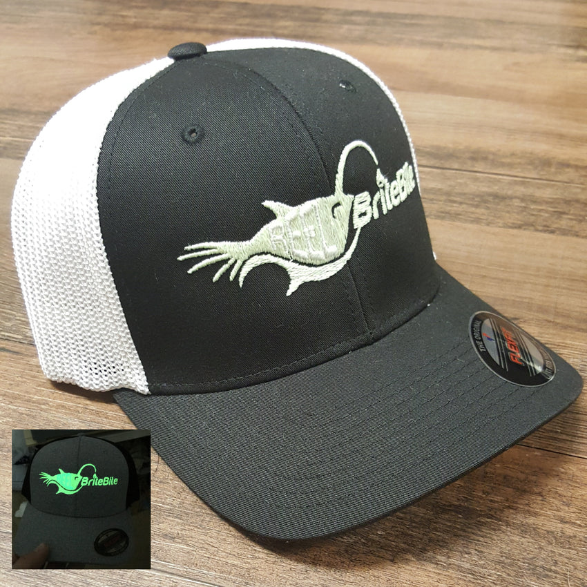 Want to catch more fish in style?  Where a hat designed after the brightest 12v fishing light on the market.