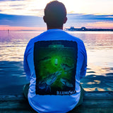 Fishing Lights T Shirt