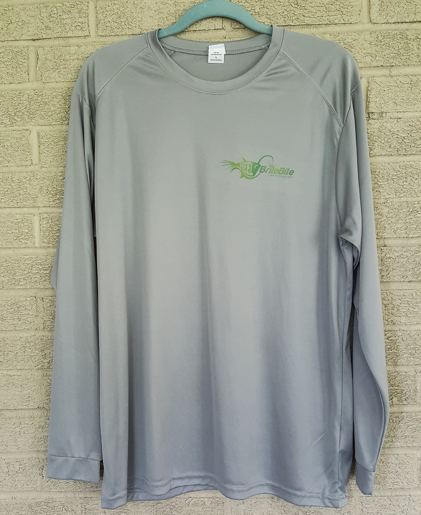 Green Fishing Light T Shirt