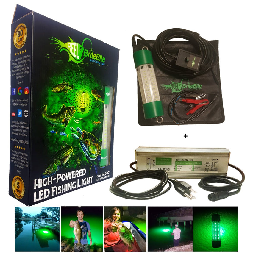 Reel BriteBite LED Fishing Lights