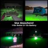 LED night fishing lights