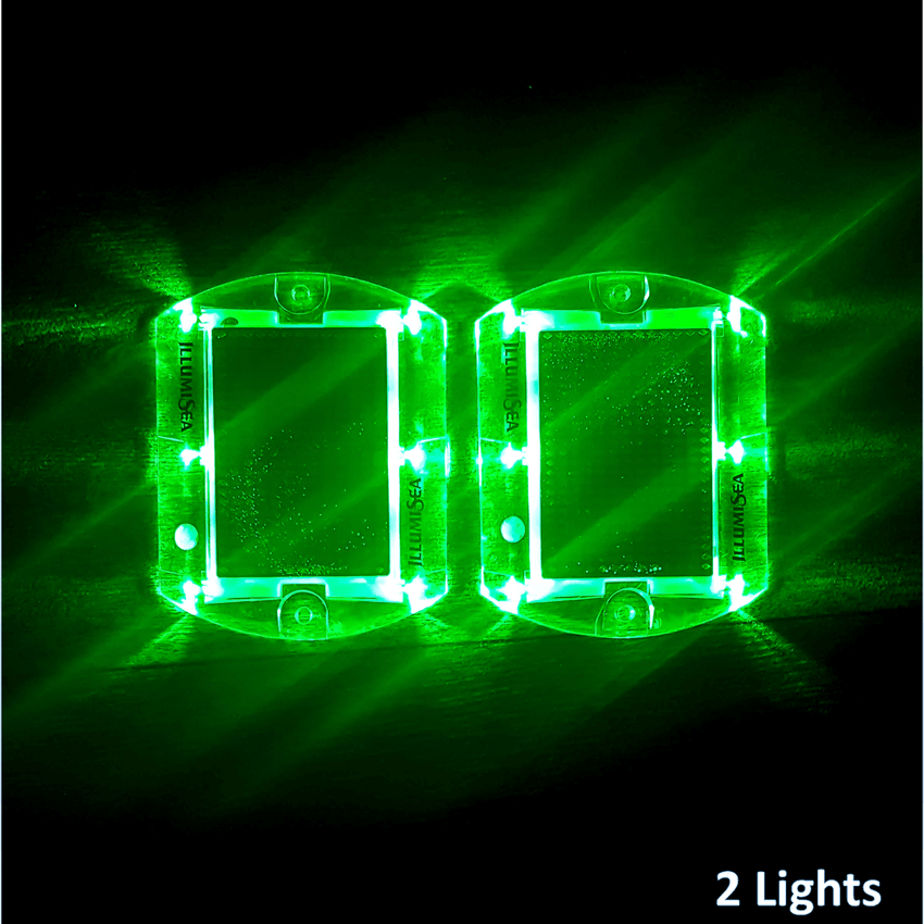 illumisea-green-led-solar-dock-waterproof-lights-2pack