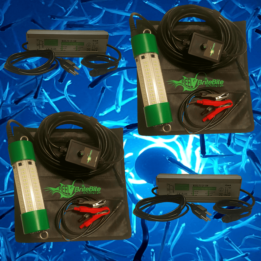 underwater Blue LED Fishing Lights