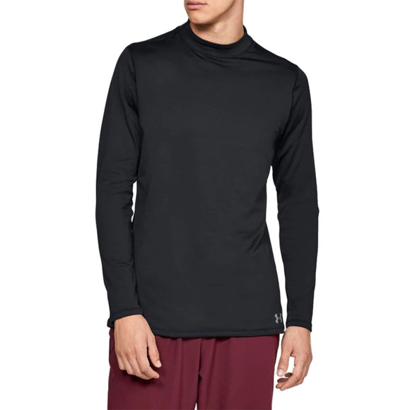 Under Armour Men's Armour Fitted Mock Shirt 1320805