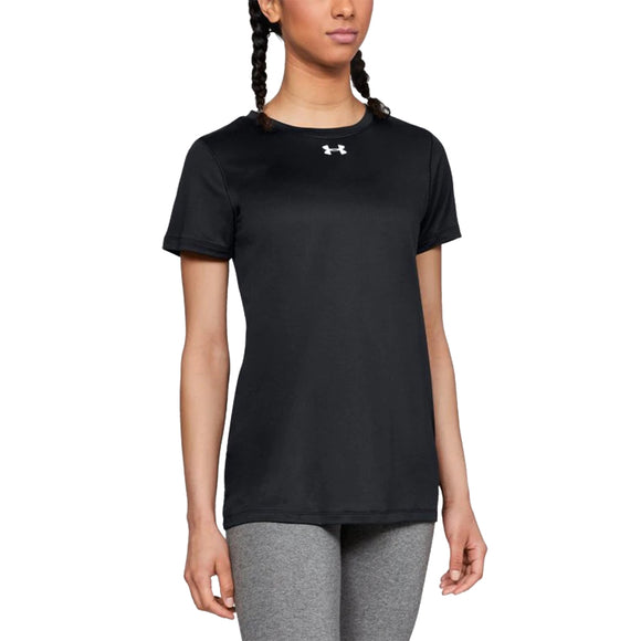 Under Armour Women's Locker 2.0 Short Sleeve Shirt 1305510