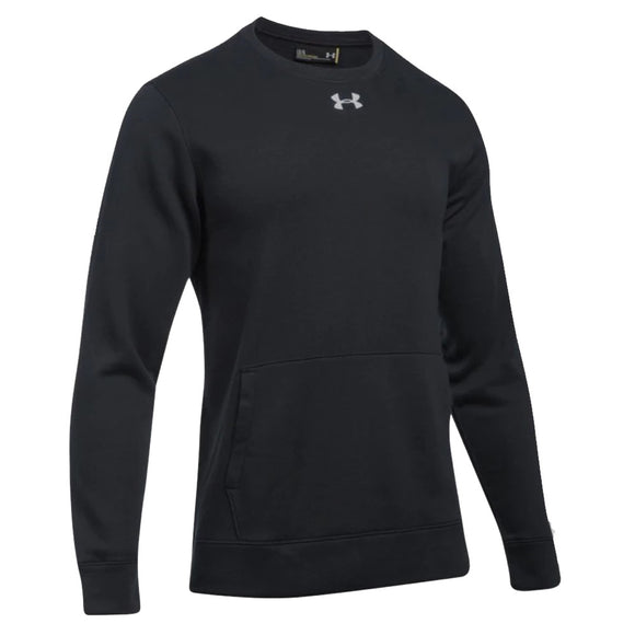 Under Armour Men's Hustle Fleece Crew Pullover 1302159