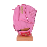 "Rawlings Heart of the Hide 12.25"" SMU Pink Baseball Glove PRO207-3P"