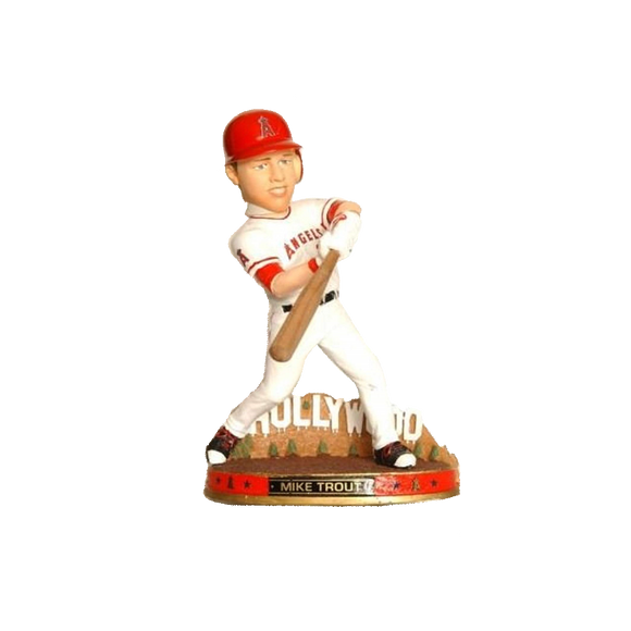 FOCO Mike Trout Los Angeles Angels City Bobblehead WTX0114