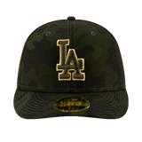 New Era Dodgers Armed Forces Day Low Profile 59FIFTY Hat