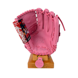 "Rawlings Heart of the Hide 12.25"" SMU Pink Baseball Glove PRO207-9P"