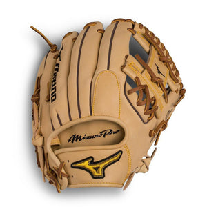 "Mizuno Pro 11.75"" Infield Glove - Shallow Pocket 312489"