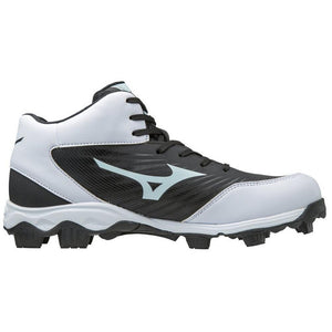 Mizuno 9-Spike Advanced Franchise 9 Mid Molded Cleats 320550