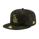 New Era Dodgers Armed Forces Day On-Field 59FIFTY Hat