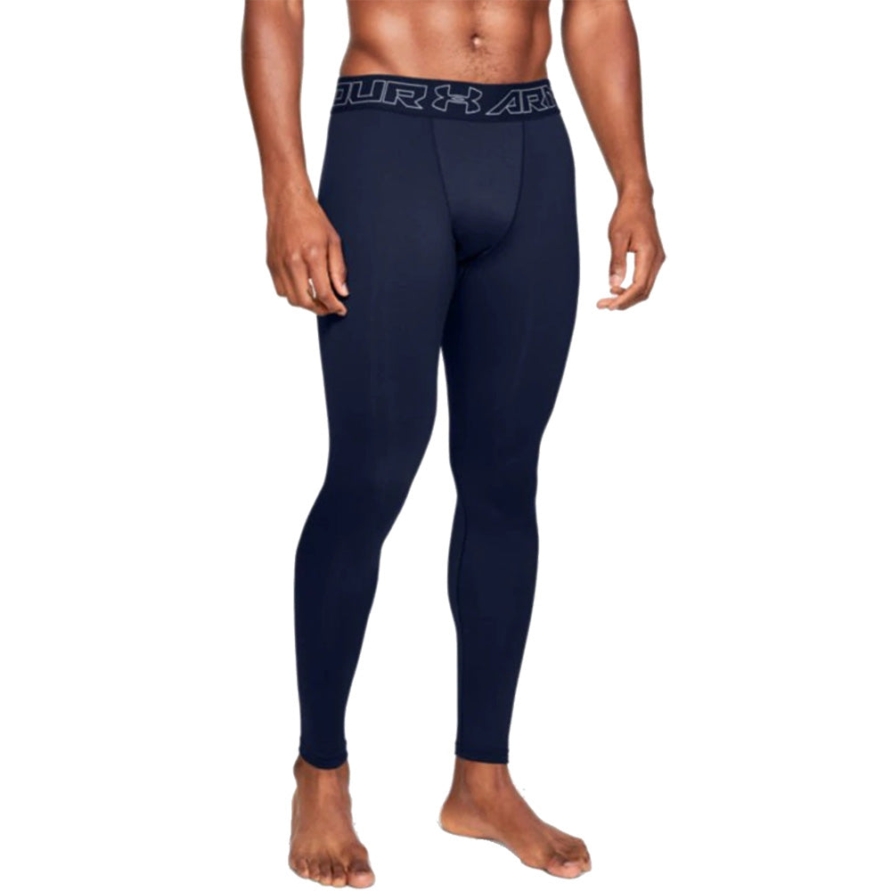 outlet store sale bright in luster best sell Under Armour Men's ColdGear Leggings 1320812 – MBA Team Sports