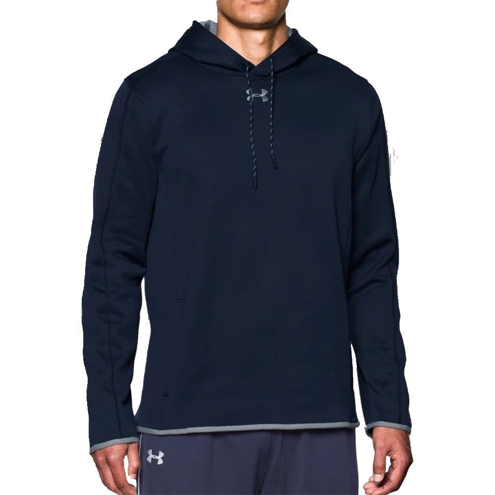 42ba10ac Under Armour Men's Double Threat Armour Fleece Hoodie 1295286 – MBA ...