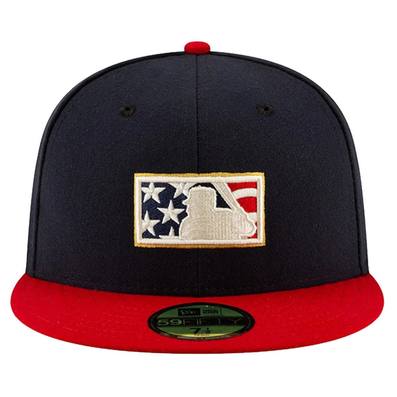 New Era MLB Umpire Fourth of July On Field 59FIFTY Hat
