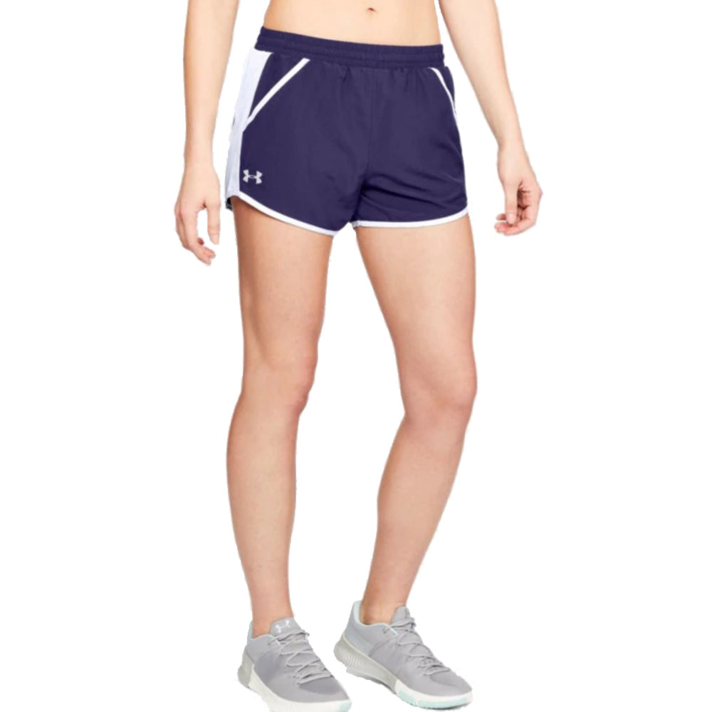 22599e62 Under Armour Women's Fly-By Team Shorts 1309926 – MBA Team Sports