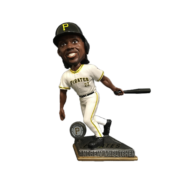 Forever Collectibles Andrew McCutchen Pittsburgh Pirates Bobblehead HEH1214