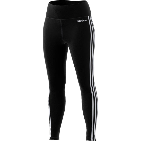 Adidas Women's Design 2 Move 3-Stripes High-Rise Leggings