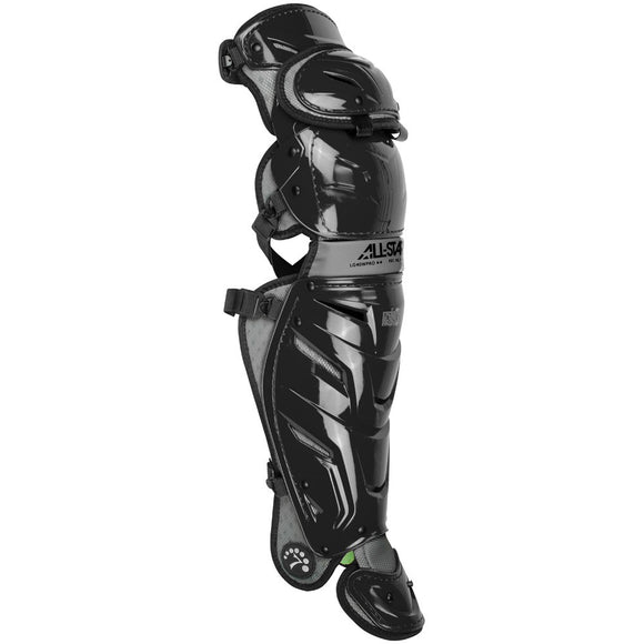 All-Star System Seven Axis Adult Leg Guards LG40WPRO