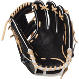 "Rawlings Heart of the Hide Hyper Shell 11.5"" Baseball Glove PRO204-2BCF"