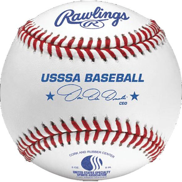 Rawlings USSSA Competition Grade Baseball ROLB1USSSA