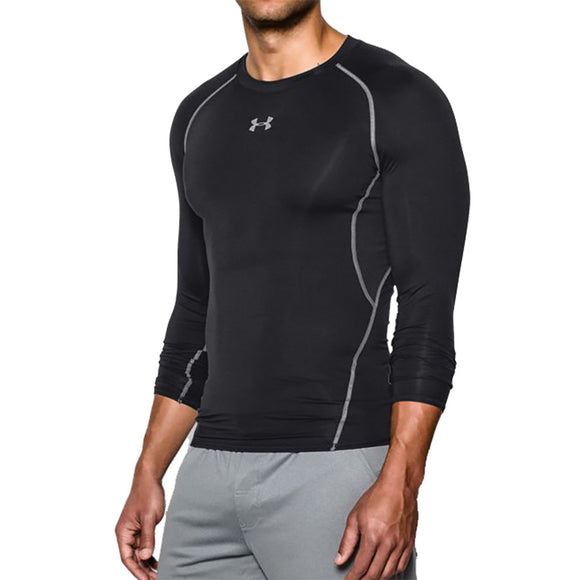 Under Armour Men's HeatGear Long Sleeve Compression Shirt 1257471