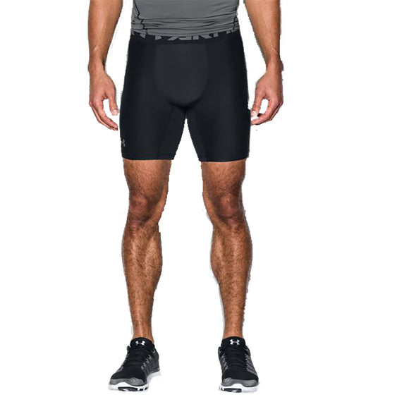 Under Armour Men's HeatGear Mid Compression Shorts 1289566