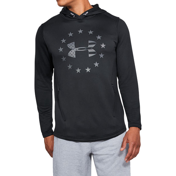 Under Armour Men's Freedom Tech Terry Tactical Hoodie 1323105